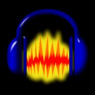Small audacity logo